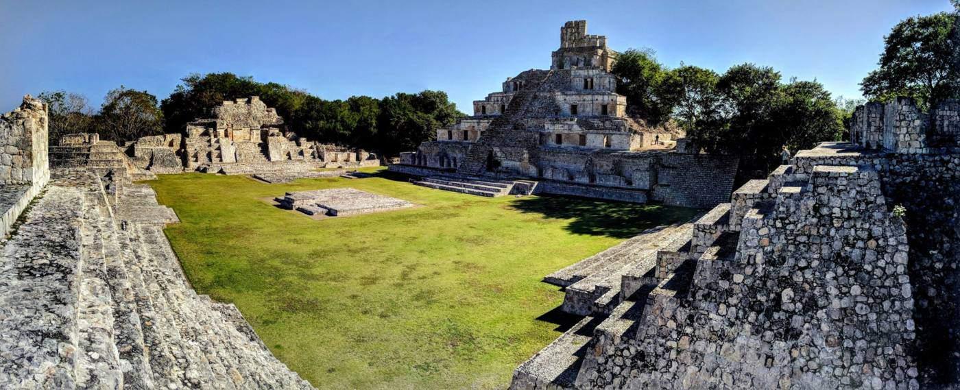 Edzná Mayan Site
