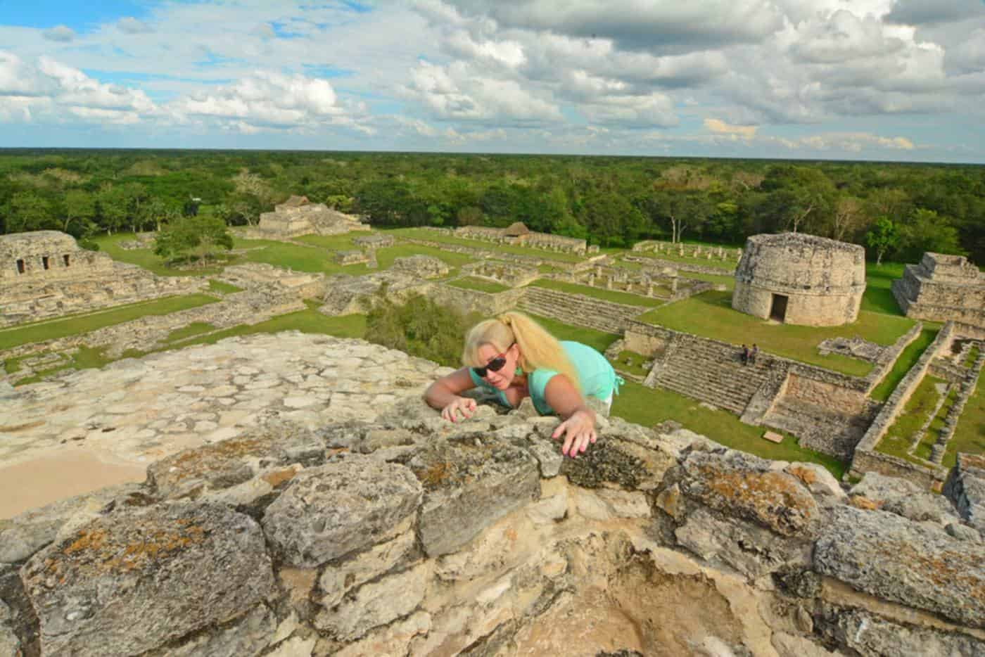 Mayapan Ruins