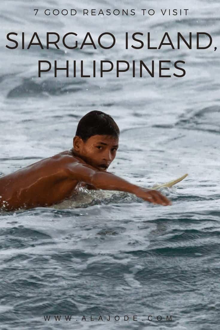 VISIT SIARGAO ISLAND PHILIPPINES