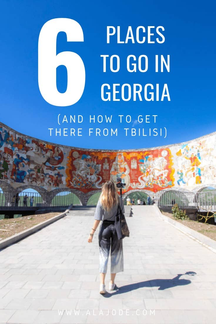 places in georgia
