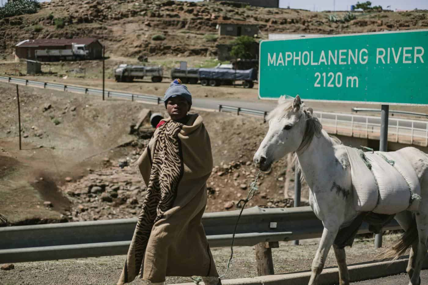 pictures of lesotho people