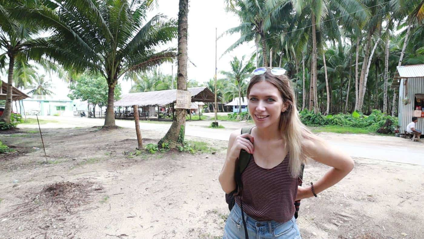 Siargao, Philippines as a digital nomad