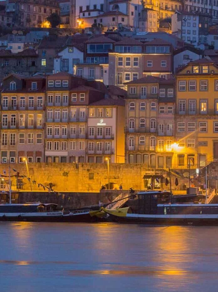 Porto itinerary for 2 days
