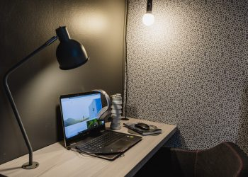 Everything You'll Find In My Digital Nomad Office