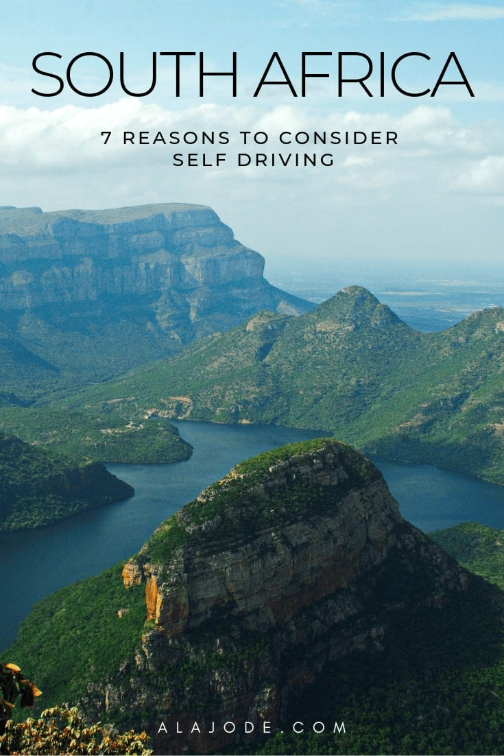 SELF DRIVING SOUTH AFRICA