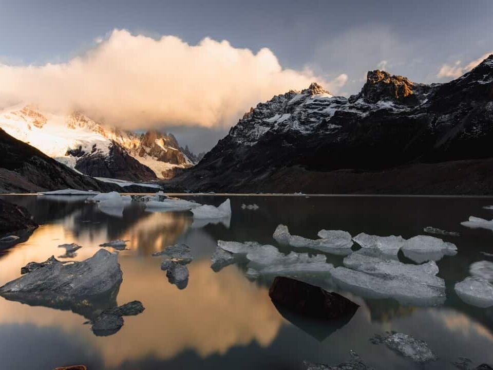 Laguna Torre Hike Patagonia