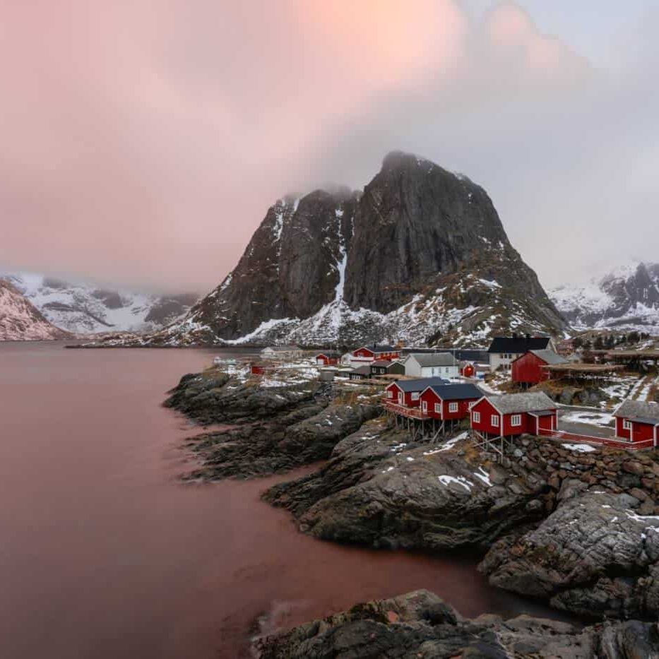Best time to visit the lofoten islands