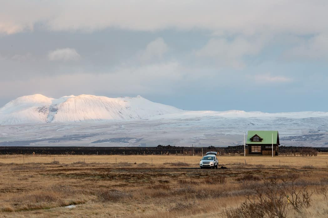 Iceland Accommodation