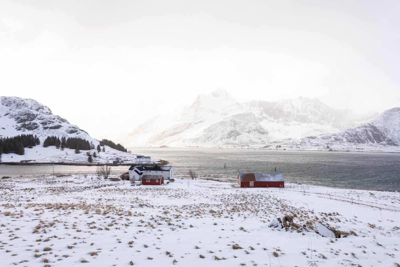 Best time to visit the lofoten islands