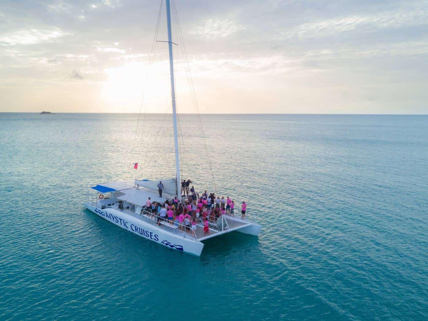 Antigua Sunset Cruise