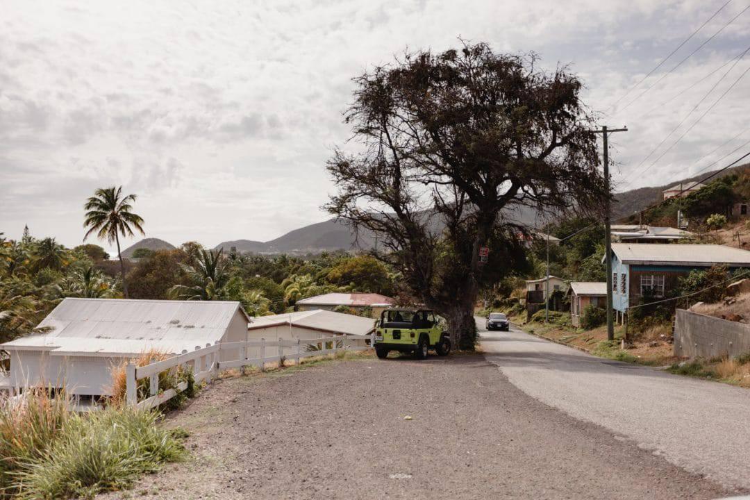 Antigua road trip