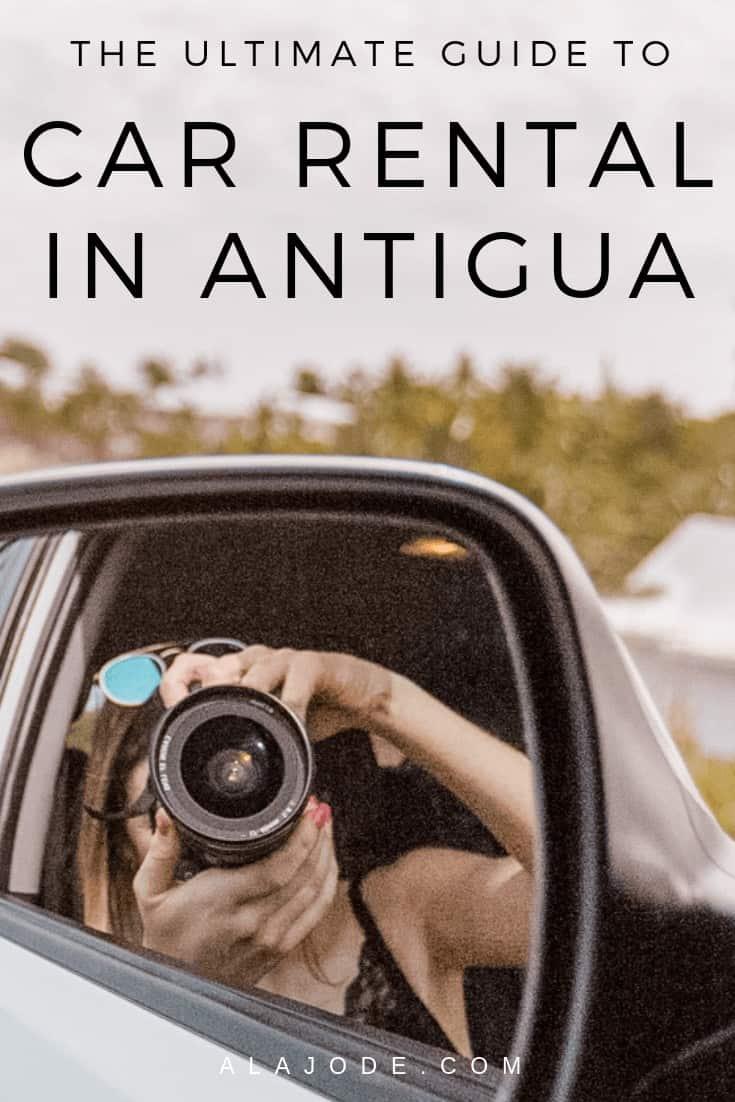 ANTIGUA CAR RENTAL