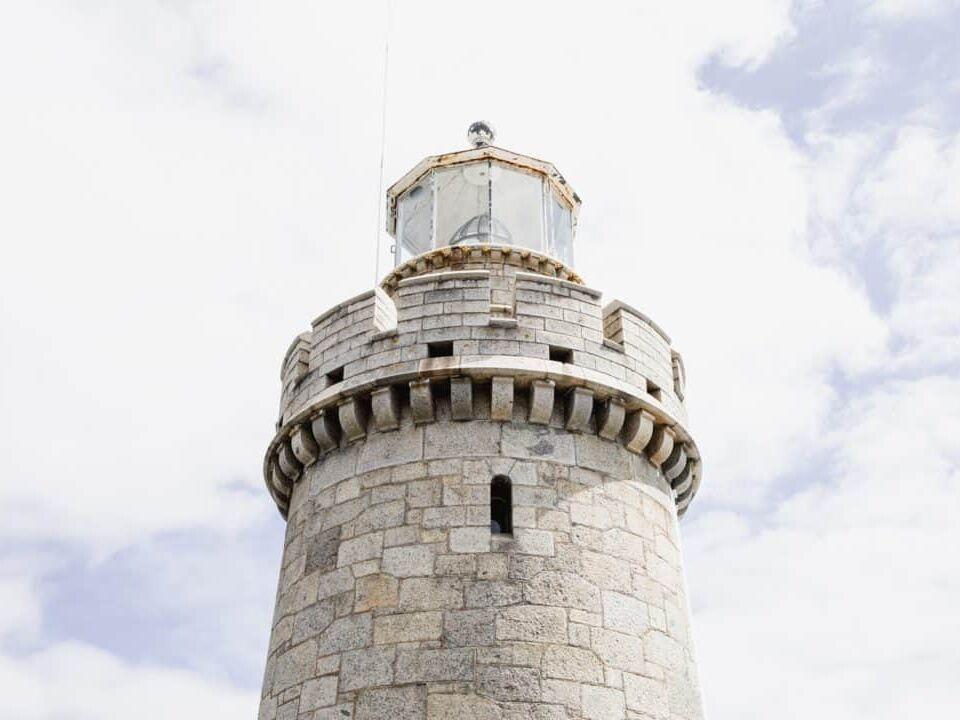 Princess Cruises Guernsey lighthouse
