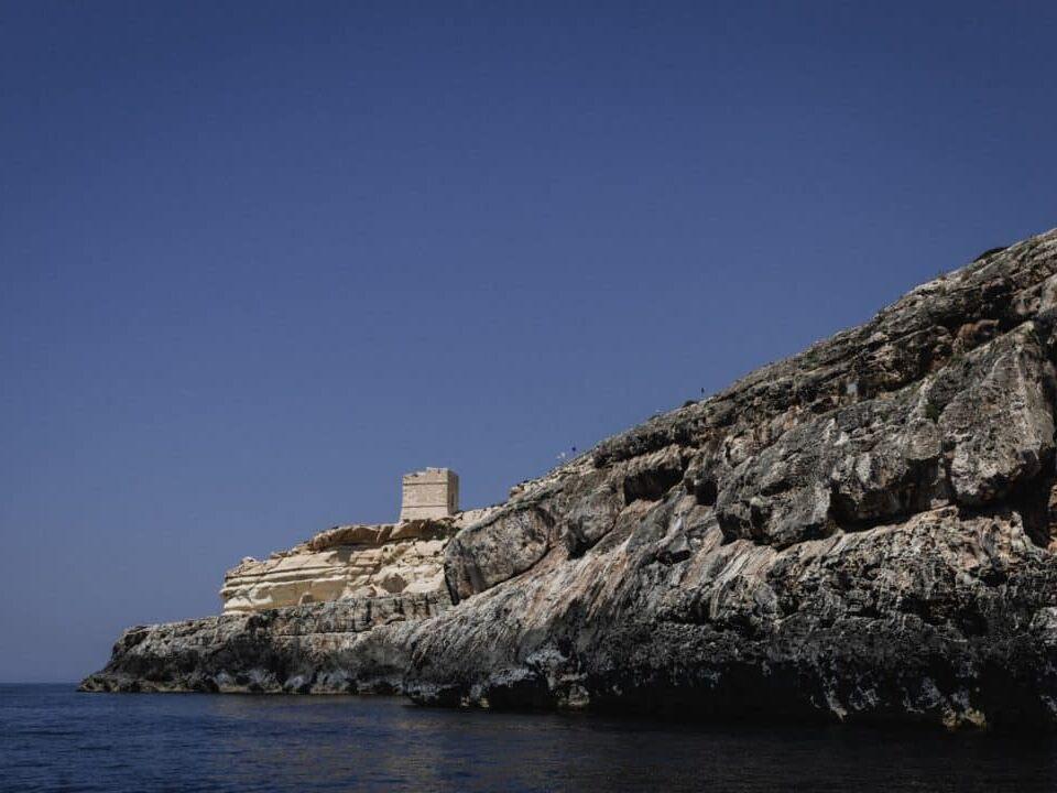 Boat trip to the Blue Lagoon in Malta