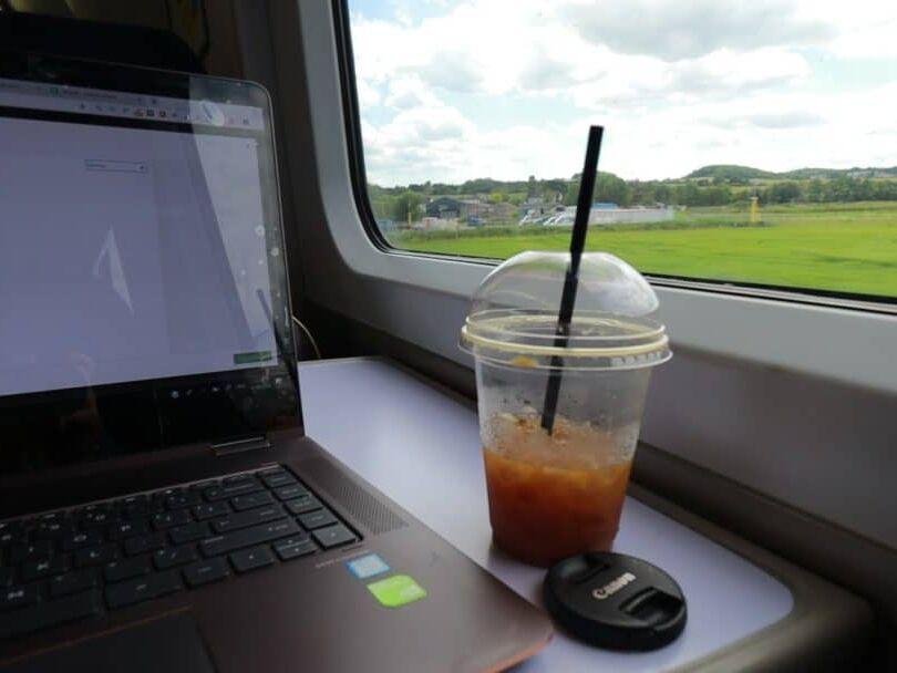 How I became a travel blogger