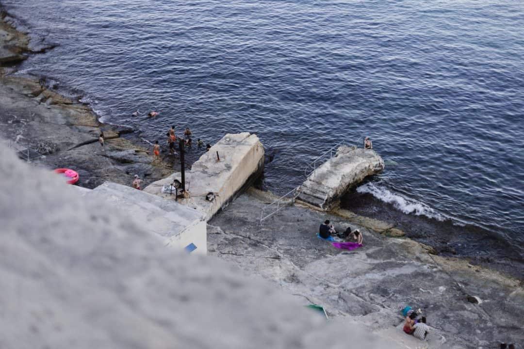 Valletta Beach Malta