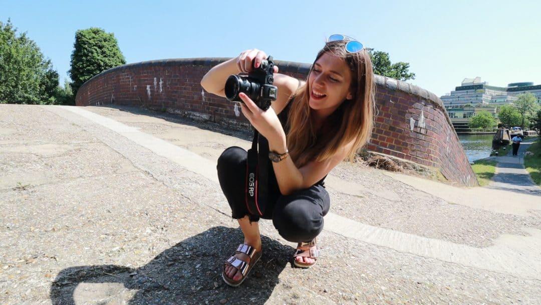 Full time travel blogger