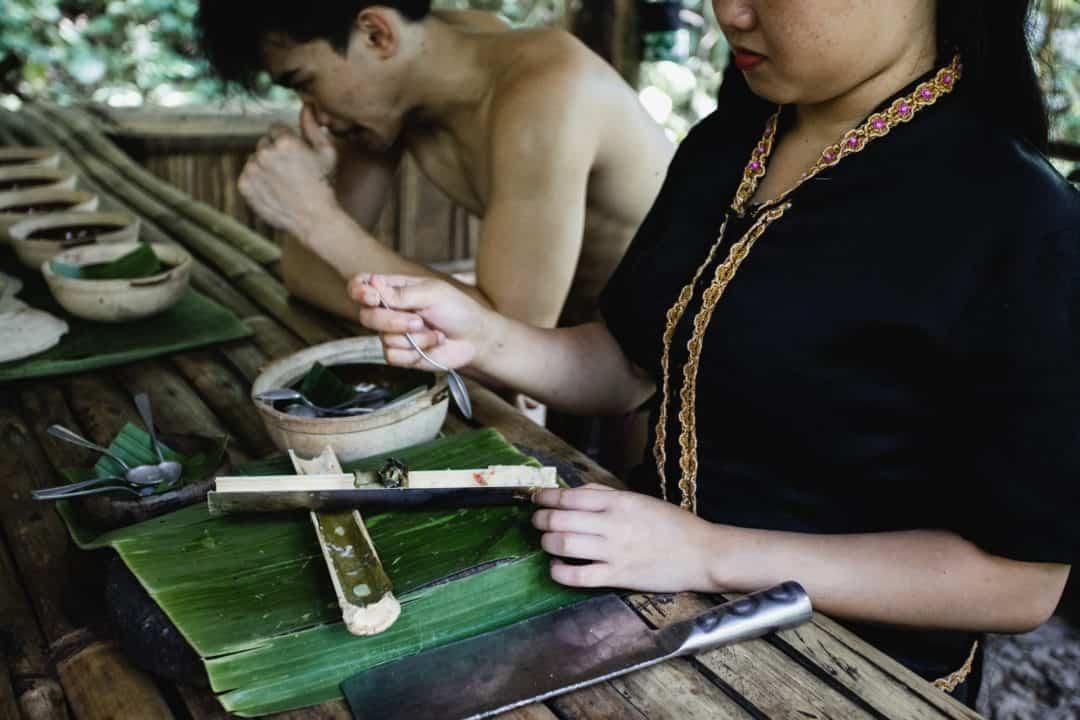 Mari Mari Cultural Village near Kota Kinabalu