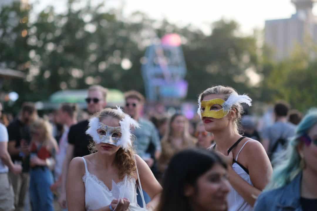 Vogelball Hamburg festival