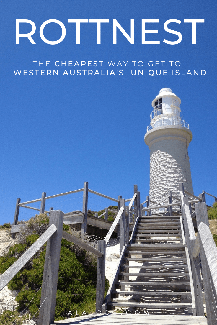 CHEAPEST WAY TO GET TO ROTTNEST ISLAND