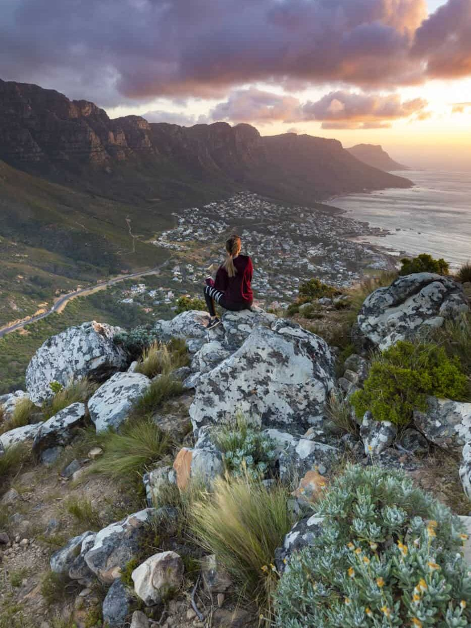 Jodie Dewberry in Cape Town South Africa