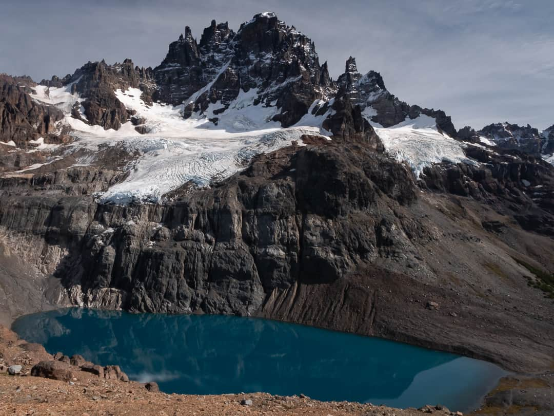 Cerro Castillo in Chilean Patagonia