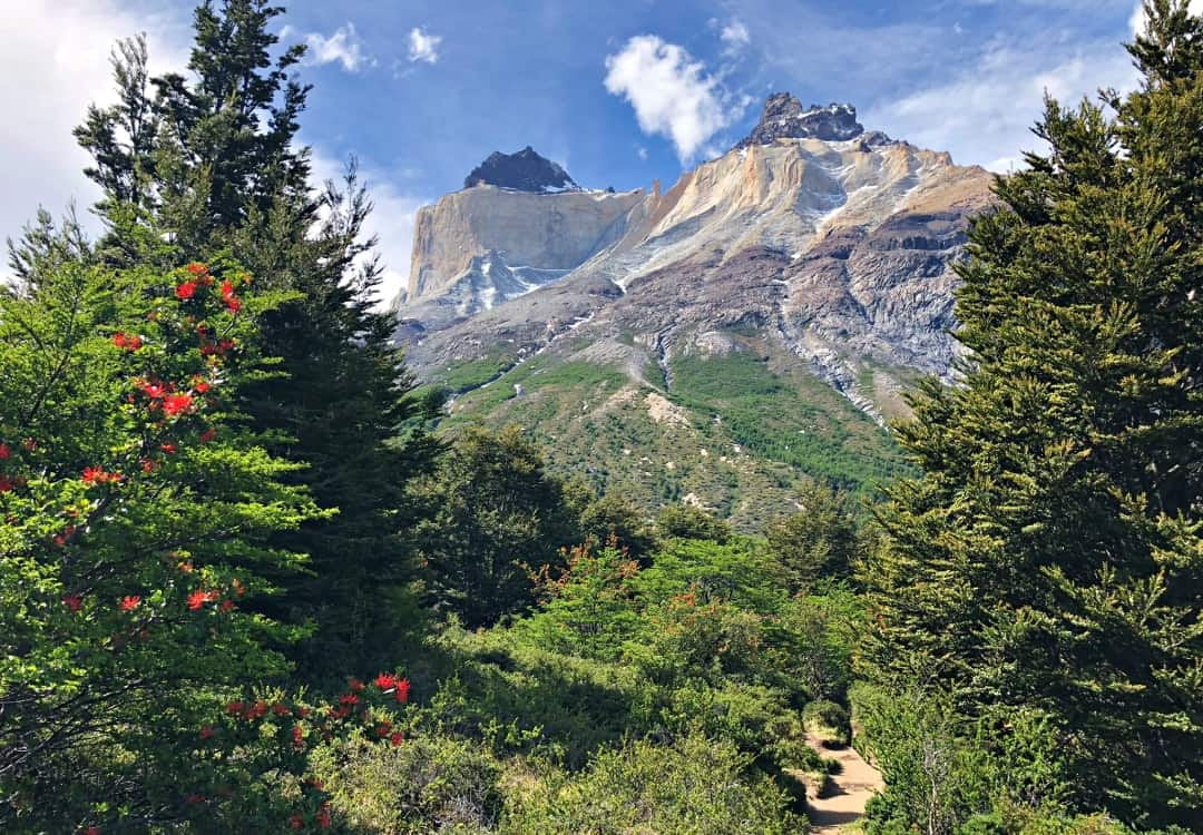 The French Valley hike in Patagonia