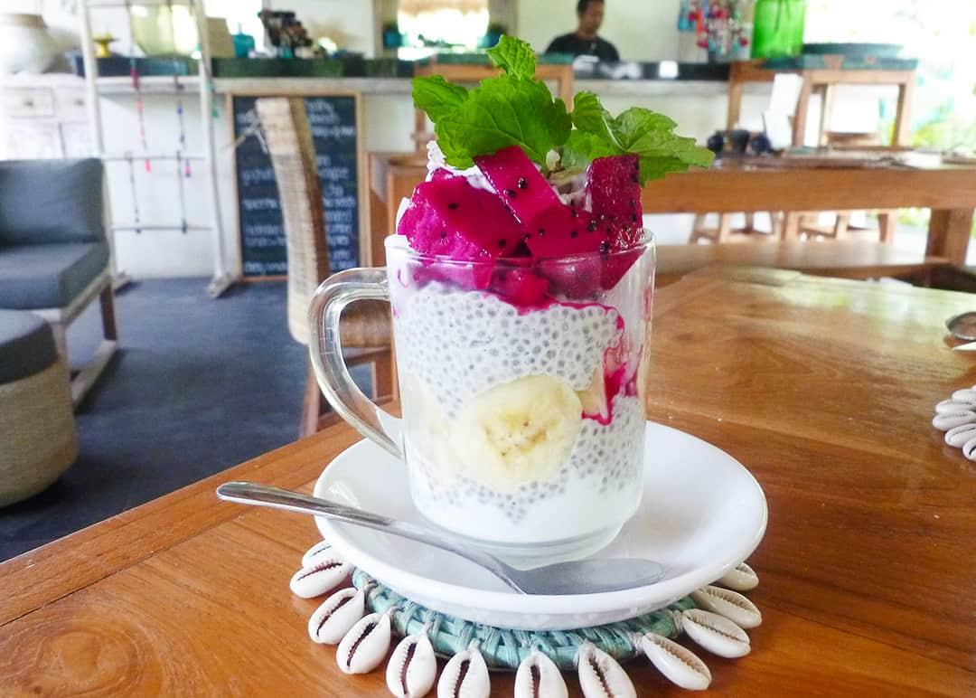 Tigerlillys Cafe in Nusa Lembongan Bali