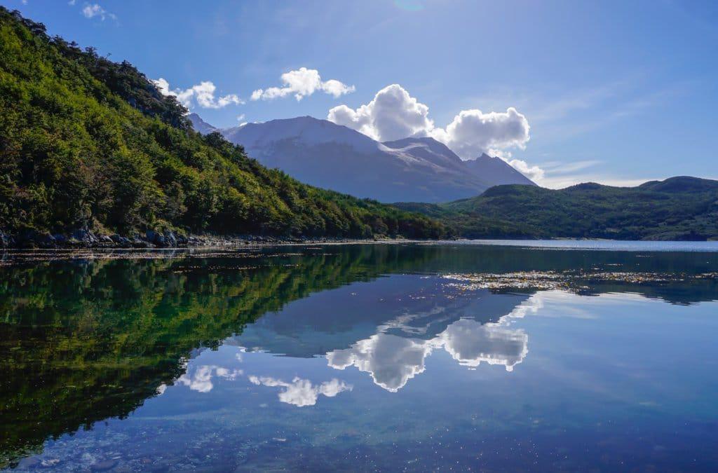 Tierra del Fuego National Park in Argentine Patagonia