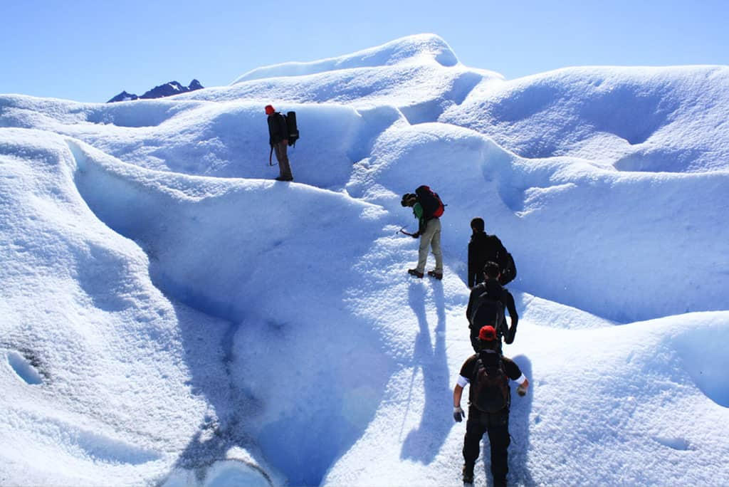 Big Ice Trek Perito Moreno in Argentina