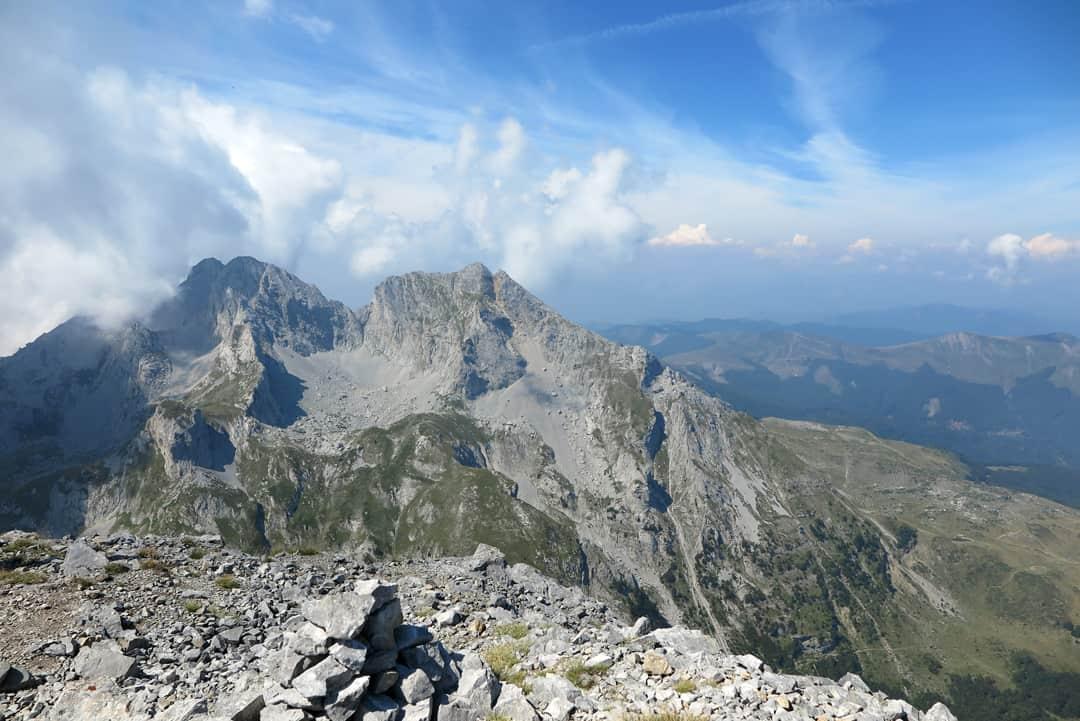 Komovi Mountains in Montenegro