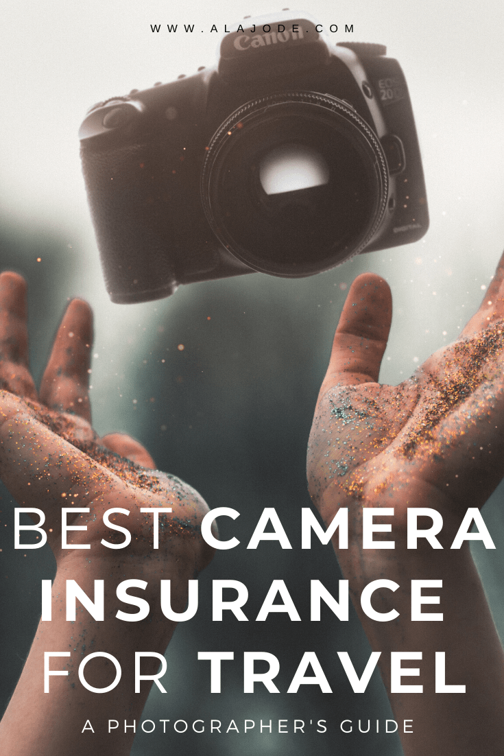CAMERA INSURANCE FOR TRAVEL