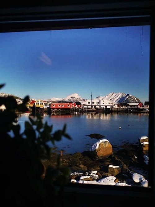 hattvika lodge in lofoten islands norway