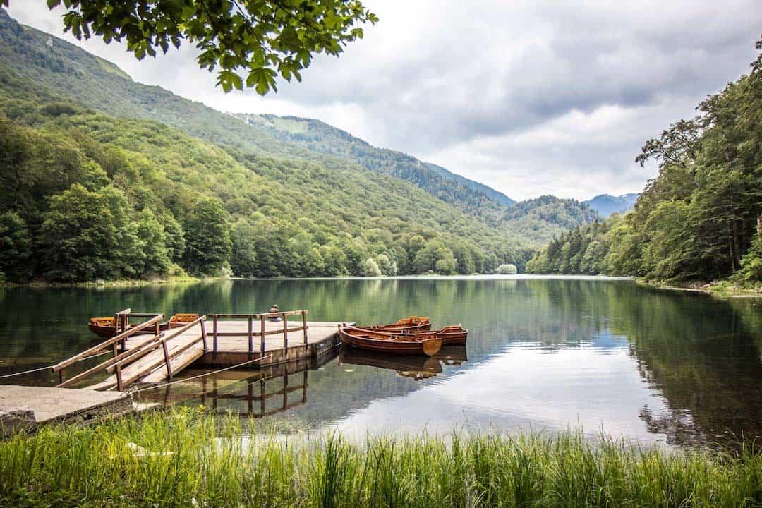 Biogradska Gora National Park in Montenegro