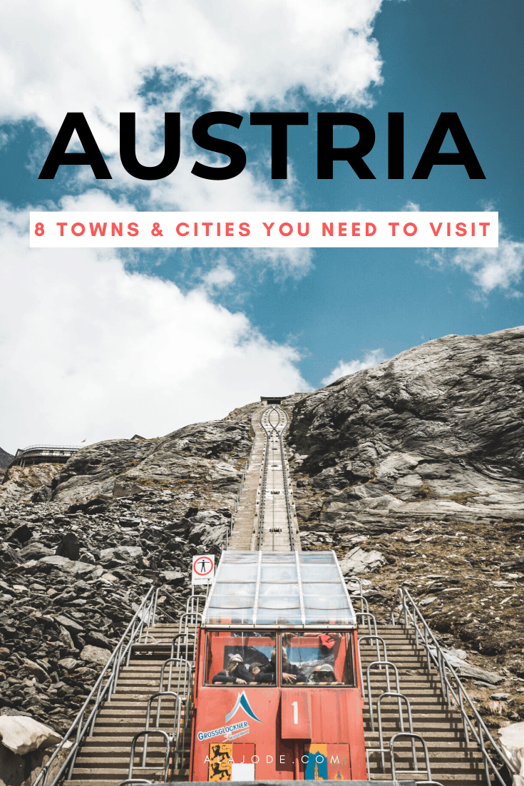 AUSTRIA TOWNS AND CITIES