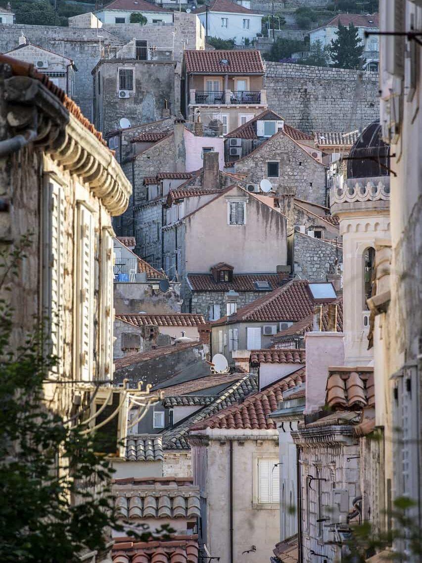 Streets of Dubrovnik