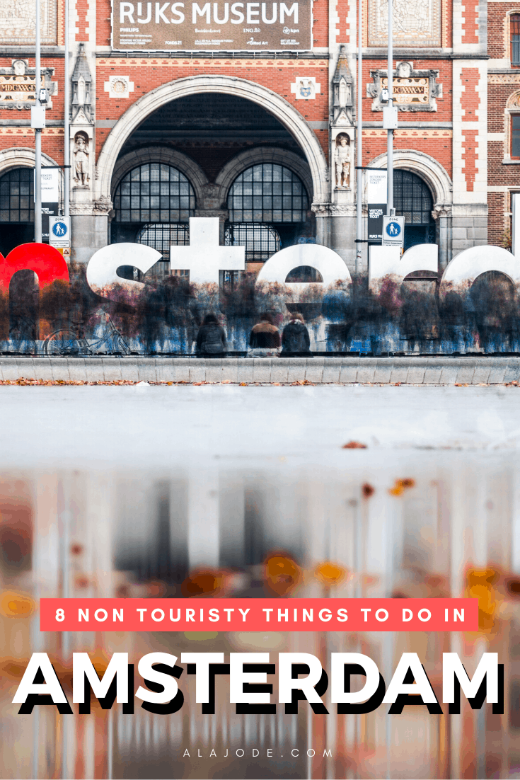 non touristy things to do in amsterdam