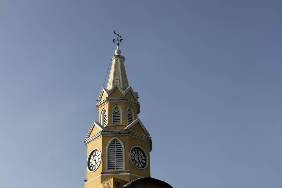 Old City Cartagena Colombia