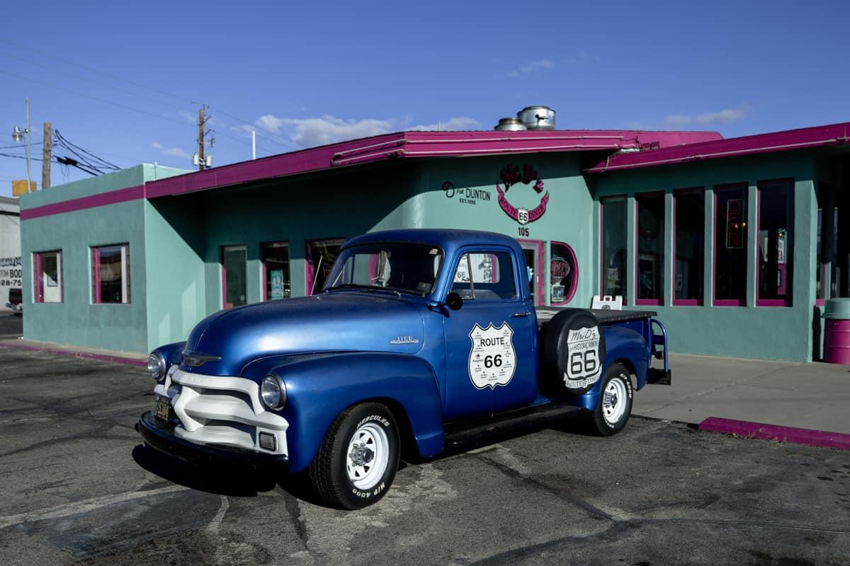 Mr D'z Route 66 Diner Arizona USA
