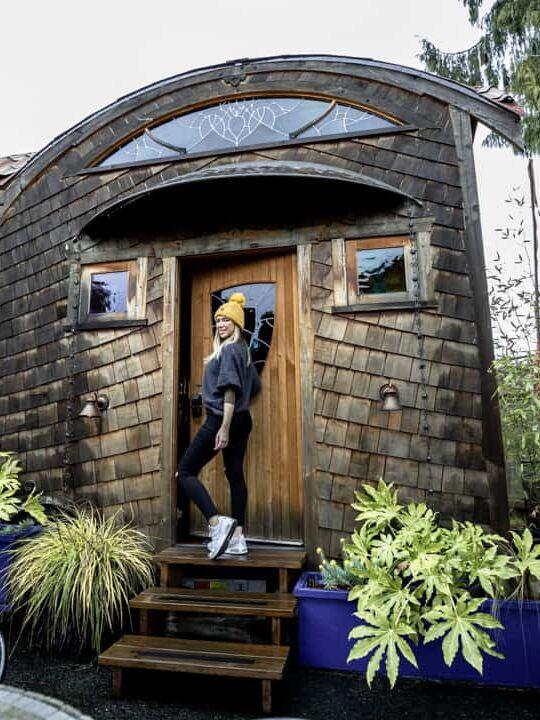 Pacifica Tiny Home at Caravan Portland Oregon USA
