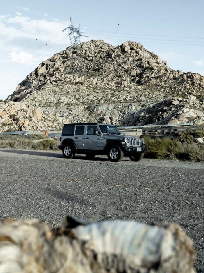 Southern California USA road trip