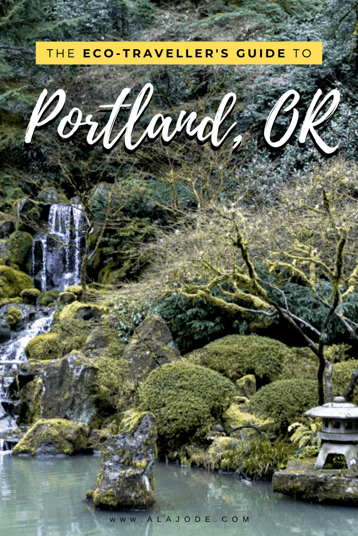 eco travel guide to Portland Oregon USA