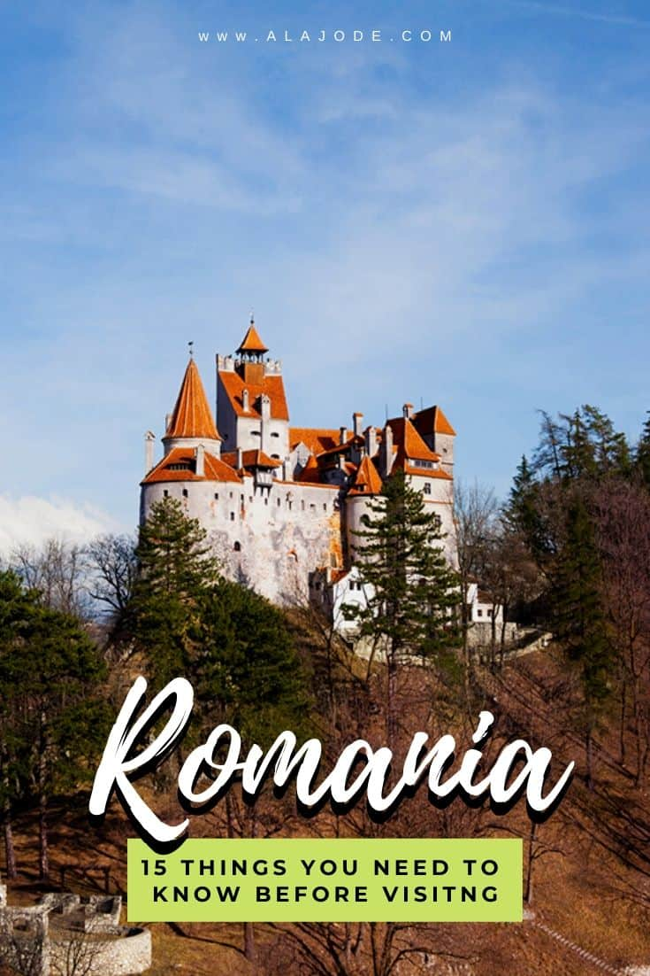 Things to know before visiting Romania