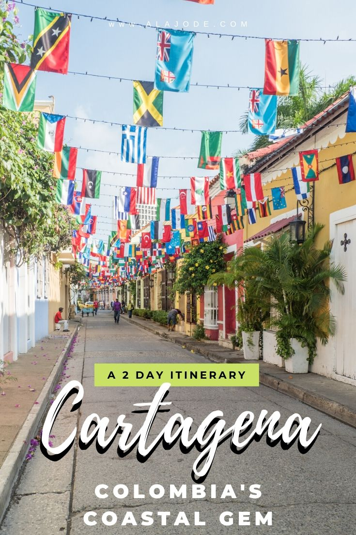 Cartagena Itinerary