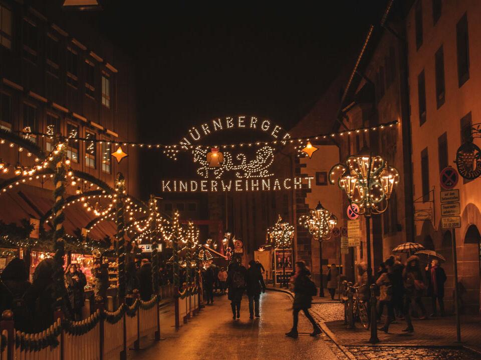 Bavaria Christmas Market in Germany