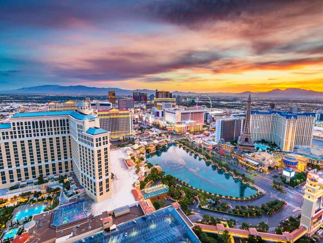 things to do in Las Vegas for couples USA