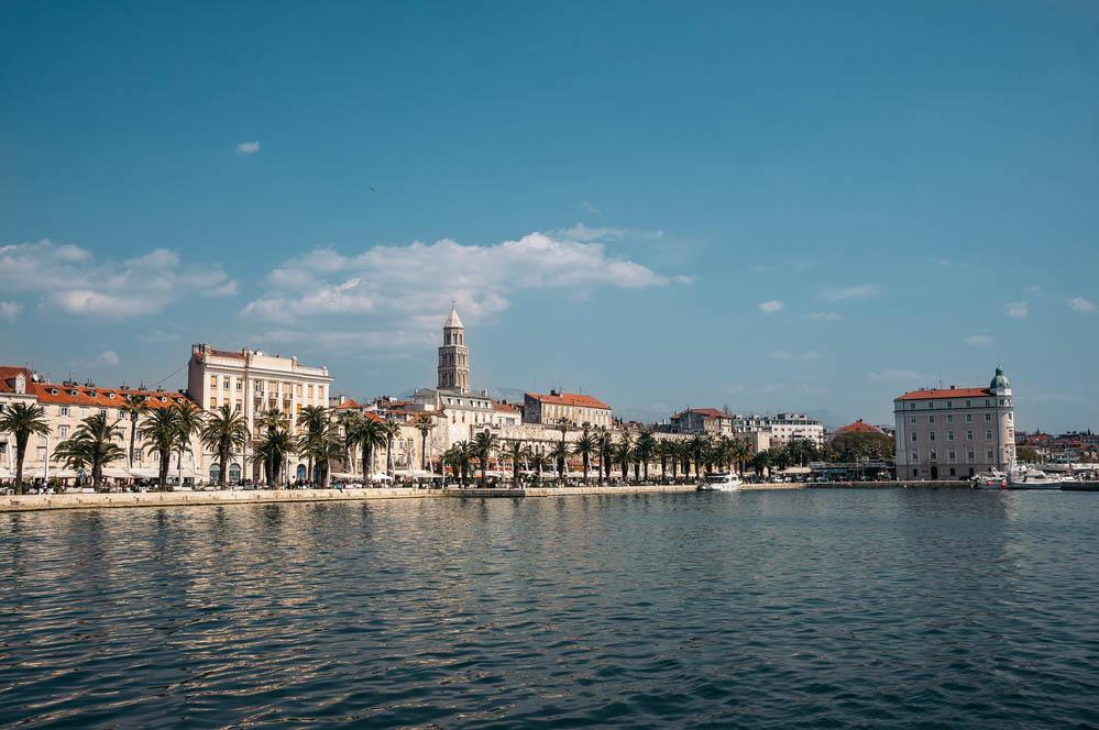 Old Town Split Croatia