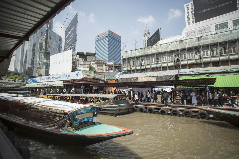THAILAND BANGKOK KHLONG SAE SAEB